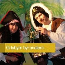 Gdybym był piratem... button