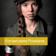 koncert Pieśni Powstania NOWY mały